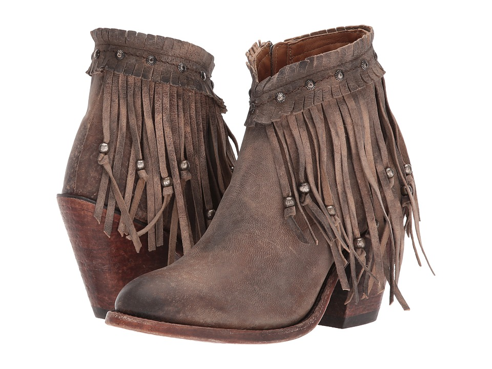 Lucchese Farrah (Tan) Cowboy Boots