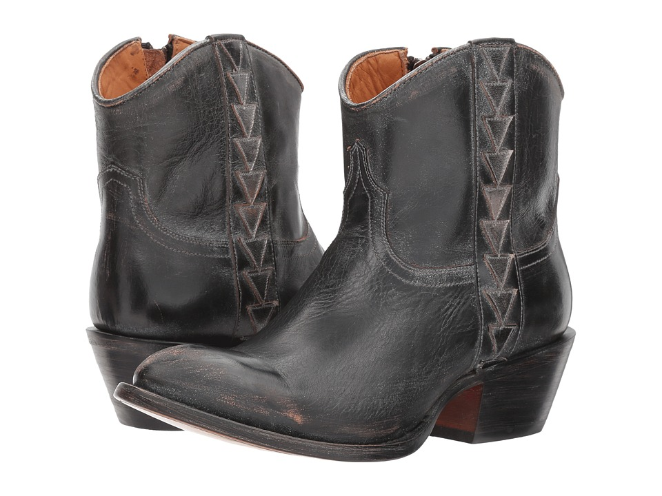 Lucchese Chloe (Black) Cowboy Boots