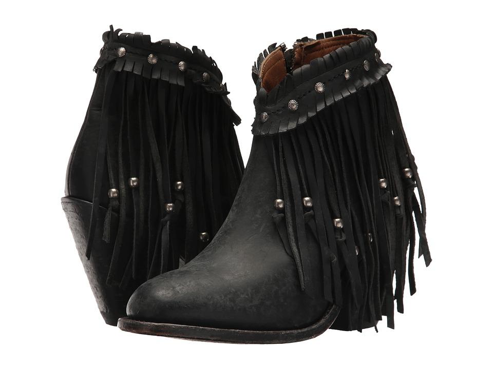 Lucchese Farrah (Black) Cowboy Boots