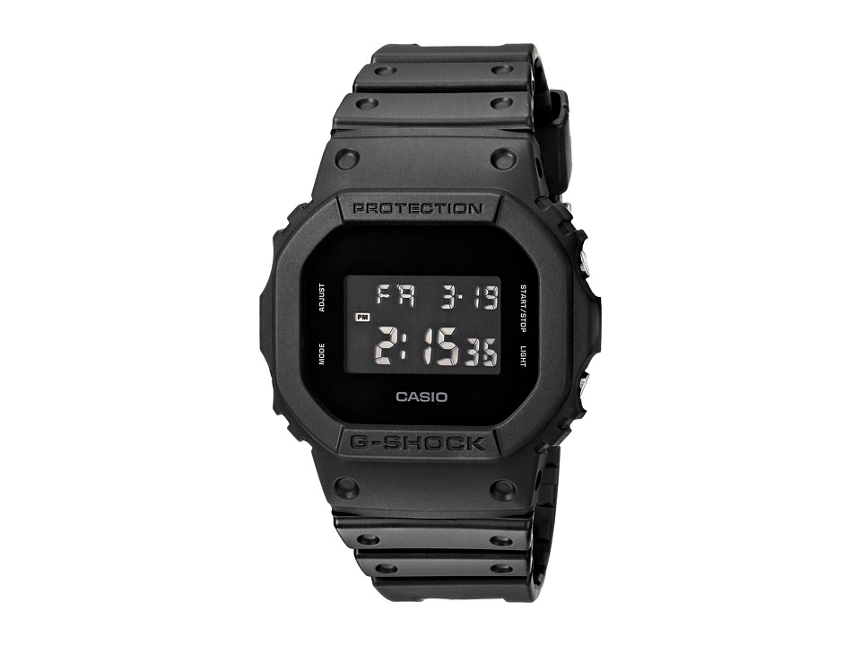 G-Shock - DW-5600BB (Black) Digital Watches