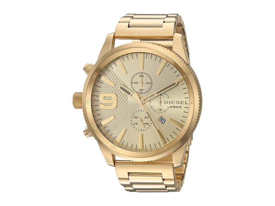 Diesel Rasp - DZ4446 (Gold) Watches