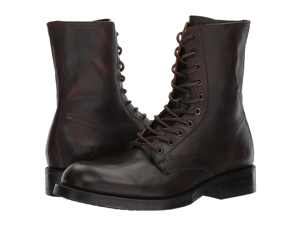 Frye Folsom Combat (Copper Pressed Full Grain) Men