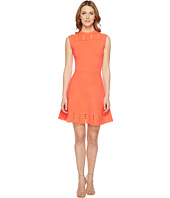 Ted Baker - Jacquard Panel Skater Dress