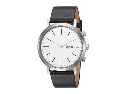 Skagen Hald Connected Hybrid Smartwatch - SKT1205 - Black
