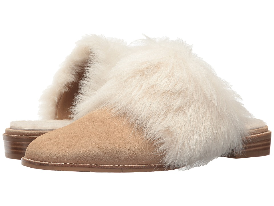 Stuart Weitzman Furgetit (Snow Long Fur) Women