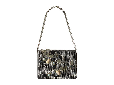 Louise et Cie Sonye Chain Shoulder - Russo Snake