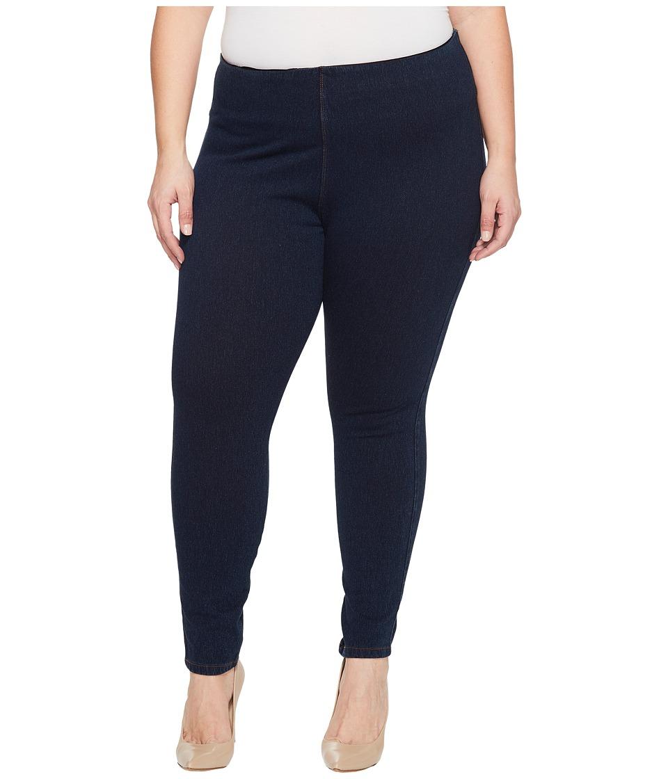 Lysse Plus Size Toothpick Denim (Indigo) Women's Jeans