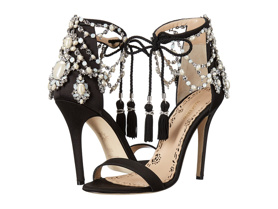 Marchesa Marissa (Black Satin) Women