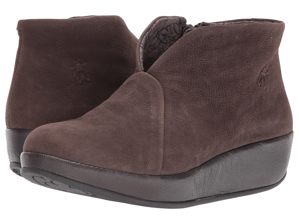 FLY LONDON Brio784Fly (Chocolate Cupido/Mousse) Women