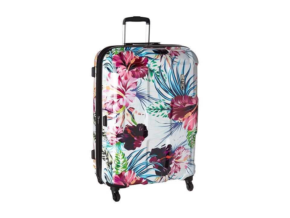 EPIC Travelgear Crate Wildlife EX 30 Trolley (Tropical Paradise) Luggage
