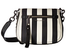 Marc Jacobs - Stripes Printed Trooper Small Nomad