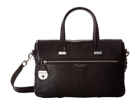 Marc Jacobs The Standard Medium East/West Tote - Black