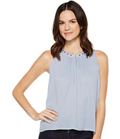 Brigitte Bailey - Veyda Sleeveless Top with Grommet Detail