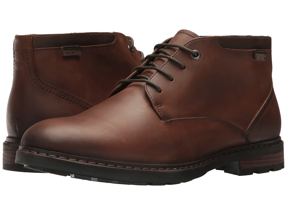 60s Mens Shoes | 70s Mens shoes – Platforms, Boots Pikolinos - Caceres M9E-8129SP Cuero Mens Shoes $190.00 AT vintagedancer.com