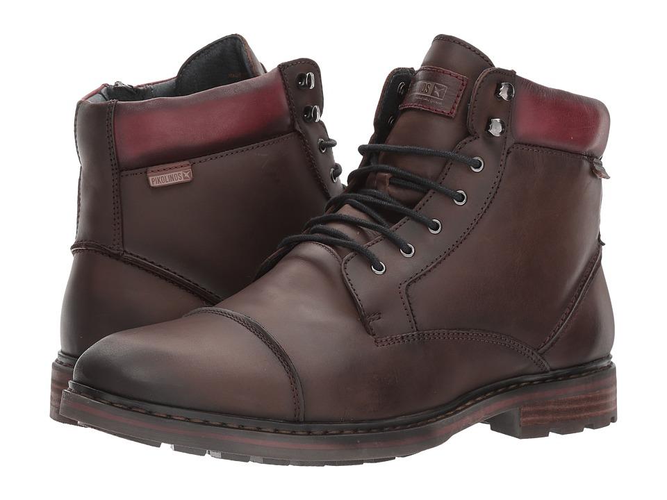 Pikolinos Caceres M9E-8104SP (Olmo) Men's Shoes
