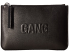 Neil Barrett Gang Embossed Pouch