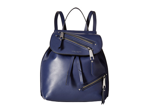 Marc Jacobs Zip Pack - Midnight Blue
