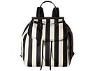Marc Jacobs - Stripes Printed Trooper Backpack