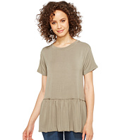 Culture Phit - Georgia Short Sleeve Babydoll Top