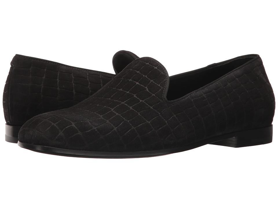 Giorgio Armani - Tortoise Embossed Loafer