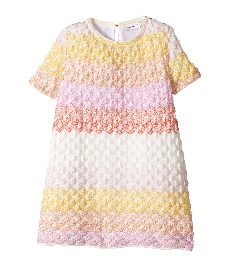 Missoni Kids - Sfumato Dots Dress