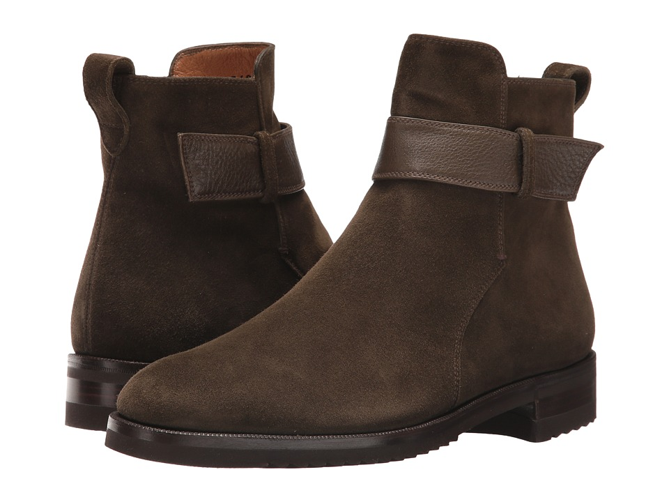 Gravati Boot with Ankle Strap (Earth) Women
