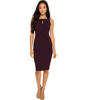 Calvin Klein - Bodice Cut Out Sheath Dress