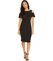 Calvin Klein - Cold Shoulder Sheath Dress