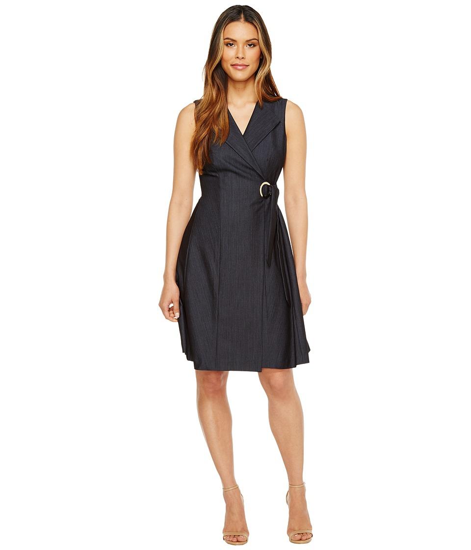 Calvin Klein Denim Dress (Blue) Women