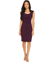 Calvin Klein - Horseshoe Neck Sheath Dress