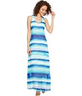 Calvin Klein - Stripe Print Maxi