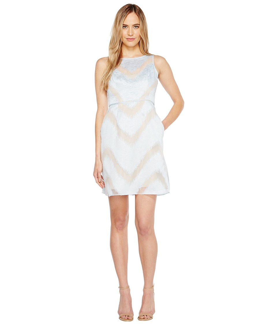 Adrianna Papell Adrianna Papell - Organza Halter A-Line Dress