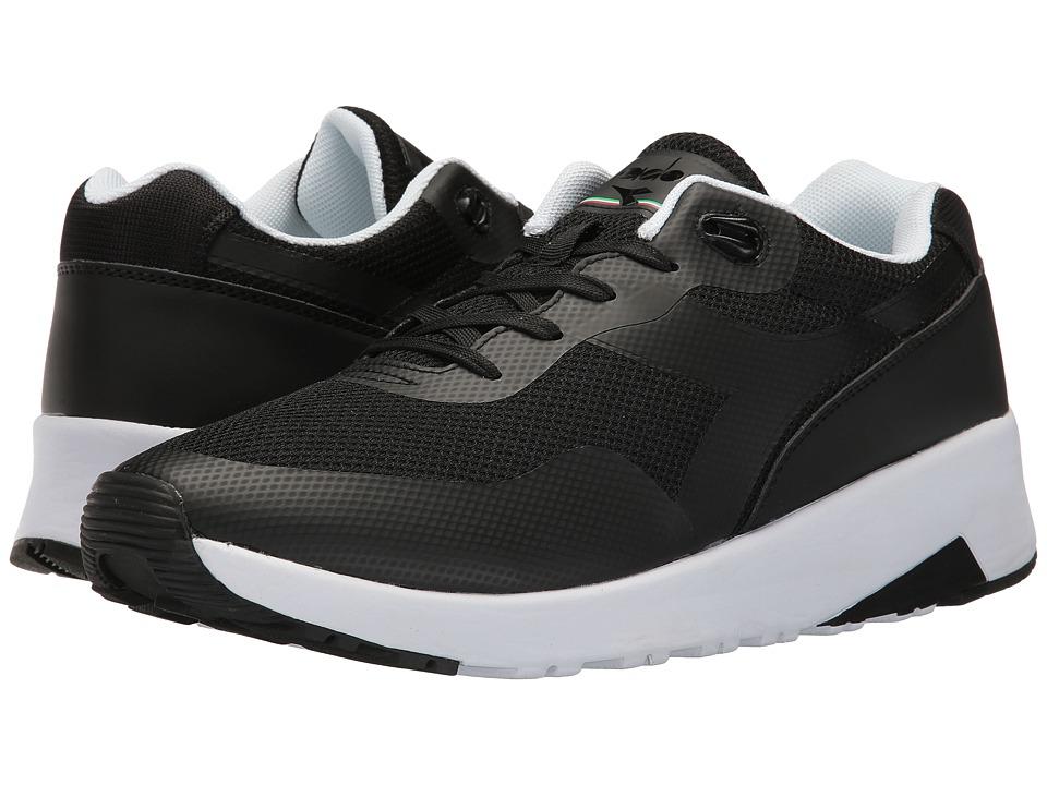 Diadora Evo Run (Black) Athletic Shoes