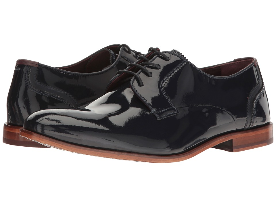Ted Baker Iront (Dark Blue Leather) Men
