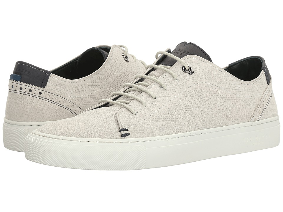 Ted Baker Kiing (White Leather) Men