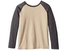 4Ward Clothing Long Sleeve Raglan Shirt - Reversible Front/Back (Little Kids/Big Kids)