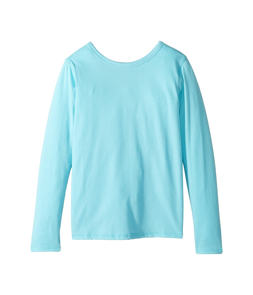 4Ward Clothing - Long Sleeve Scoop Jersey Top - Reversible Front/Back