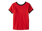4Ward Clothing Four-Way Reversible Short Sleeve Scoop Jersey Top (Little Kids/Big Kids)