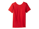 4Ward Clothing - Short Sleeve Scoop Jersey Top - Reversible Front/Back (Little Kids/Big Kids)