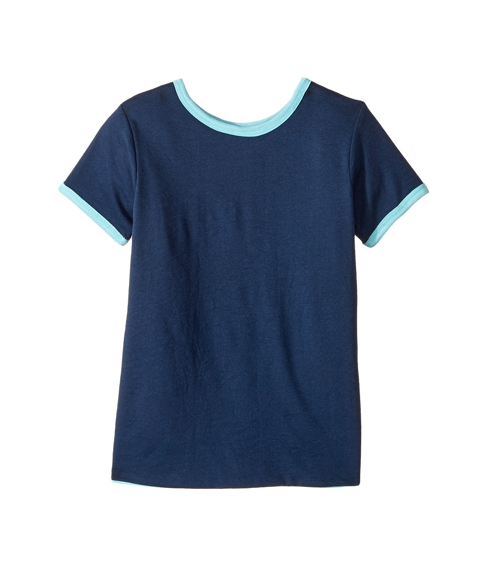 4Ward Clothing - Four-Way Reversible Short Sleeve Scoop Jersey Top