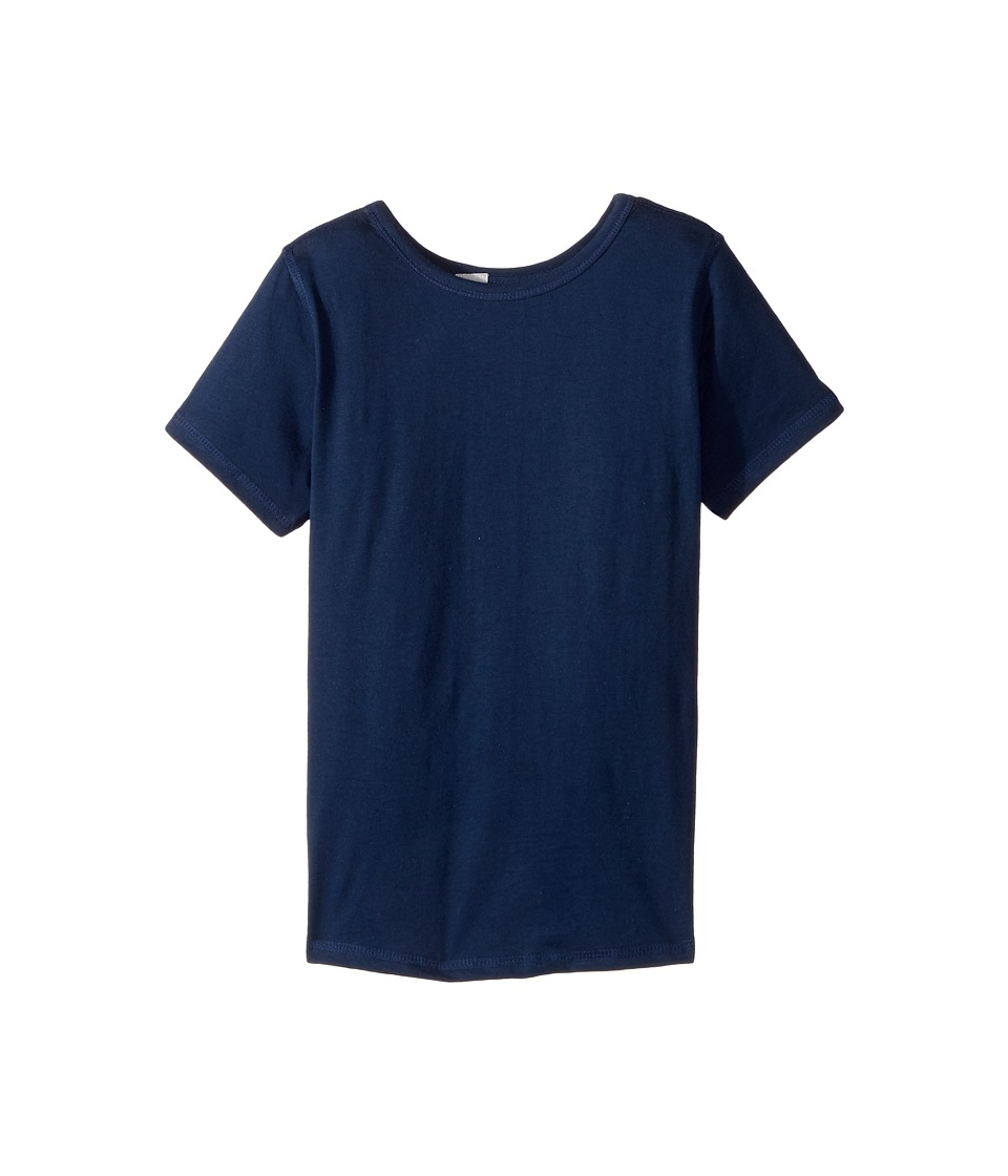 4Ward Clothing - Short Sleeve Scoop Jersey Top - Reversible Front/Back
