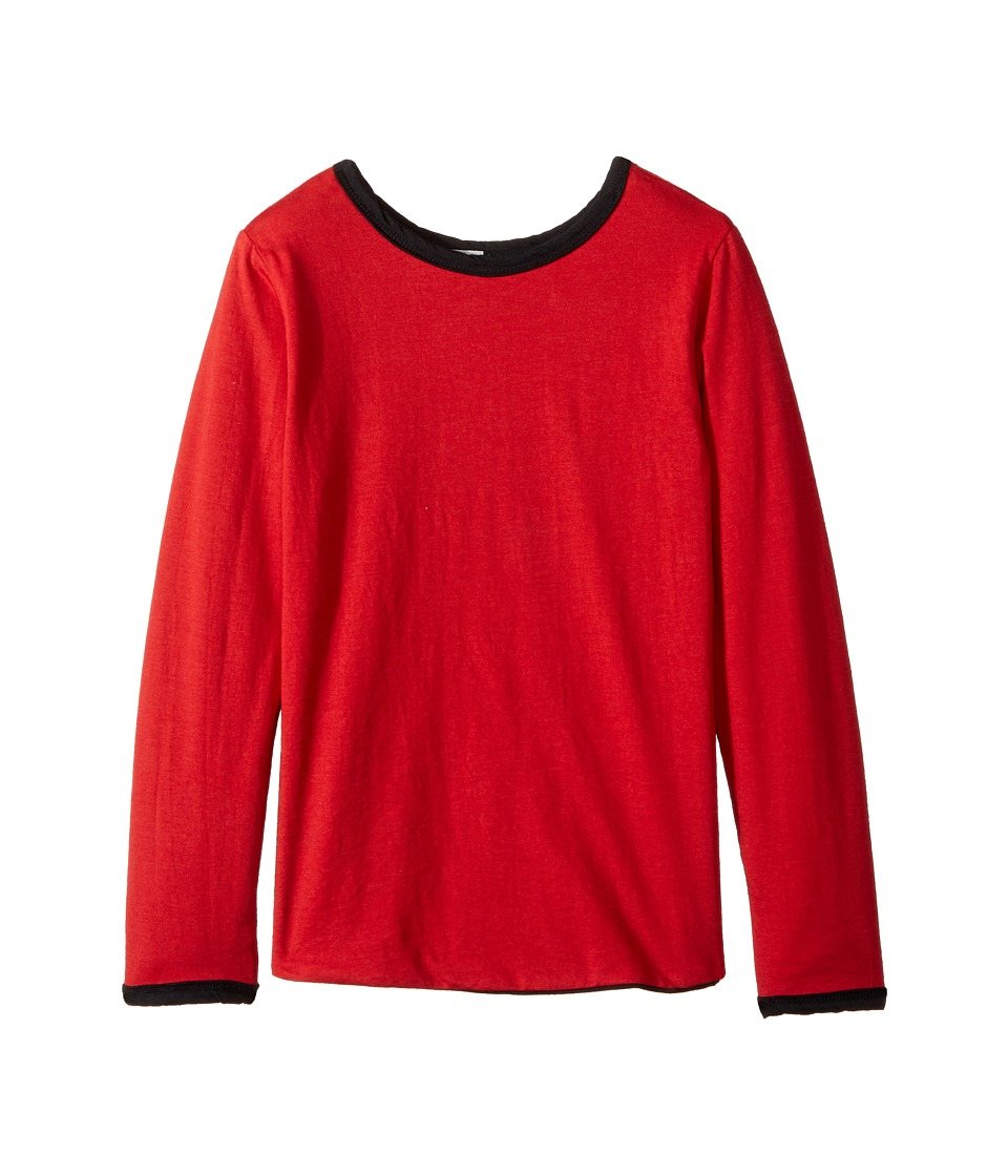 4Ward Clothing - Four-Way Reversible Long Sleeve Scoop Jersey Top