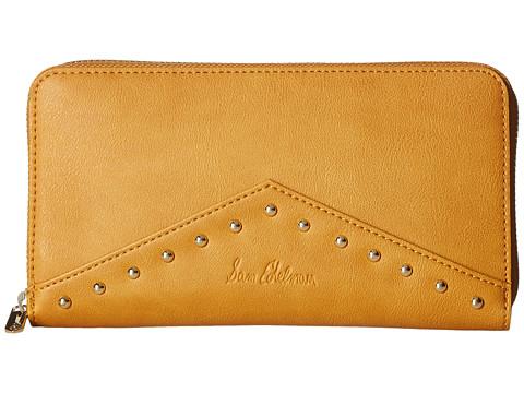 Sam Edelman Sage Wallet - Sunset Yellow