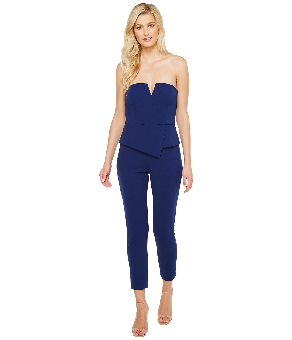 Adrianna Papell - Knit Crepe Jumpsuit