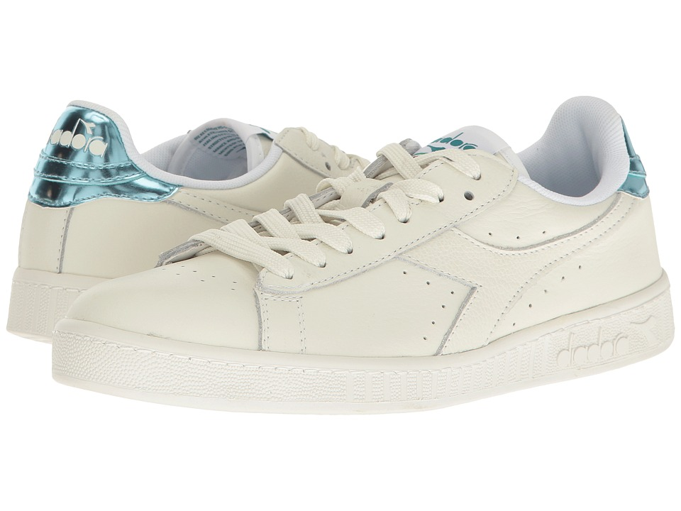 Diadora Game L Low Mirror (Ice Brook) Athletic Shoes