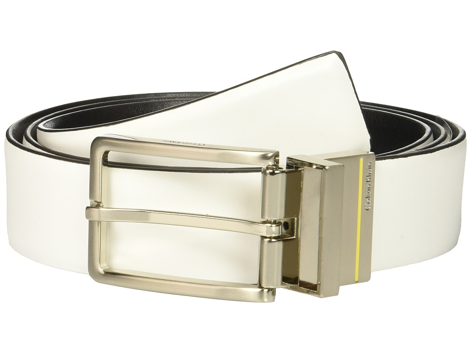 Calvin Klein Calvin Klein - 35MM Reversible Belt w/ Harness Buckle