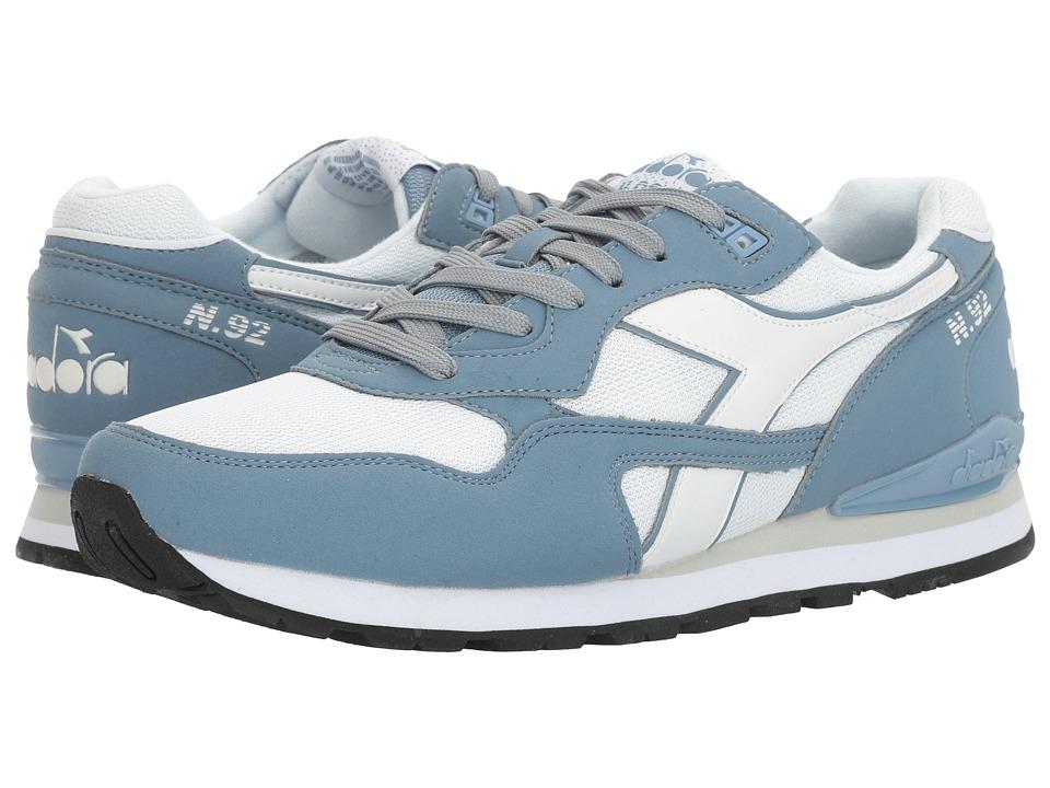 Diadora N-92 (Colonel Blue) Athletic Shoes