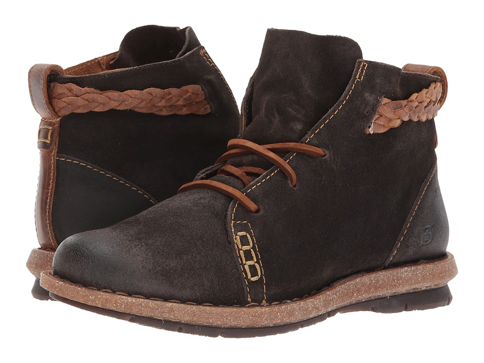 Born Temple (Dark Grey) Women's Shoes