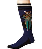 Dolce & Gabbana - Cat Jacquard Sock