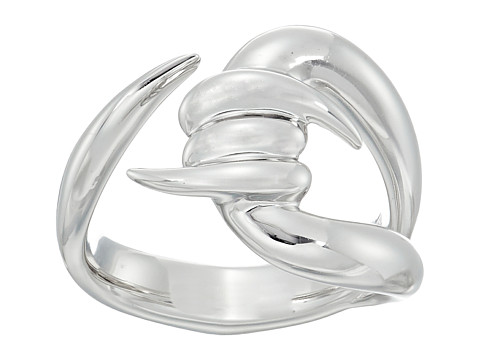 Stephen Webster Forget Me Knot Barb Ring - White Rhodium